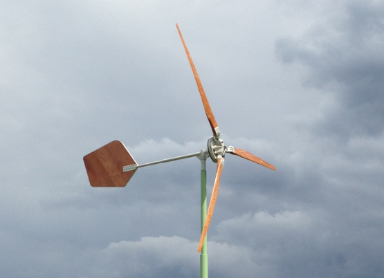 Reinventing the Small Wind Turbine