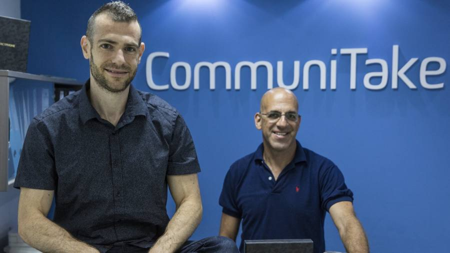 The battle in Israel to create an unhackable phone